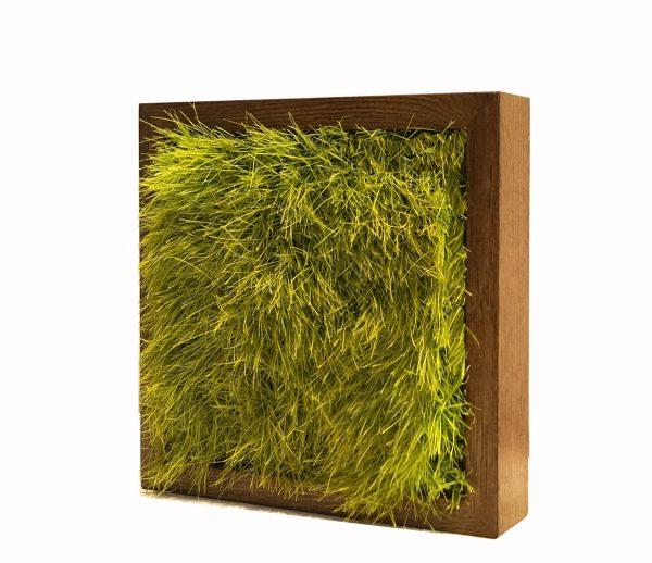 Kostka z trawy stabilizowanej